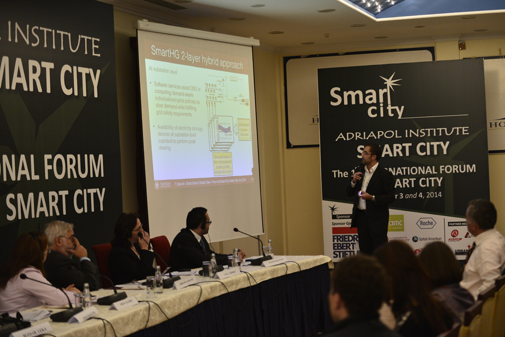 International Forum on SmartCity2